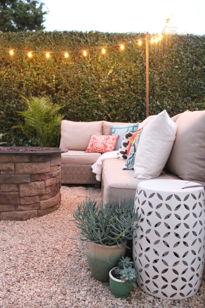 18 Ideas that will make Your Patio Awesome this Summer on Patio Gravel Ideas id=76279