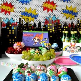 Powerpuff Girls Party Ideas!