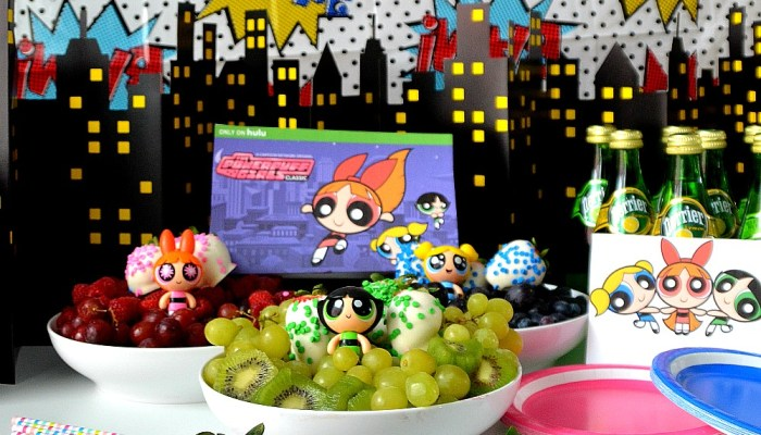 Powerpuff Girls Party Ideas!