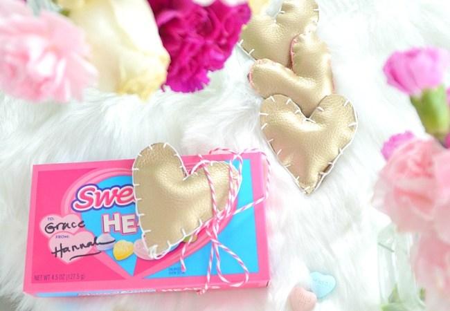 Handmade Heart Magnet Gift Idea