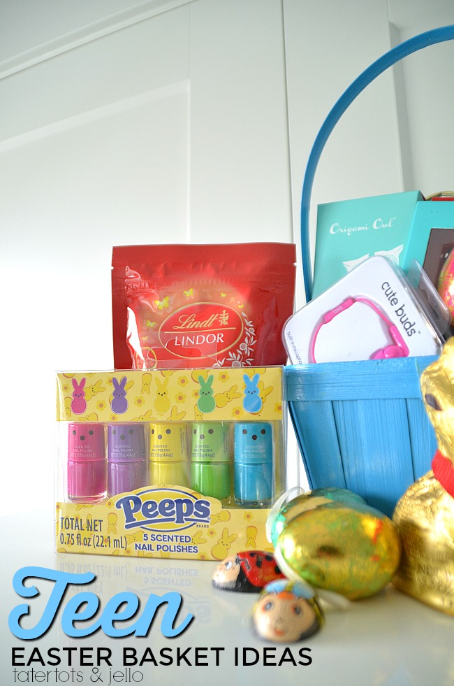 Teen easter basket gift ideas negle Choice Image