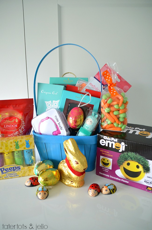 Teen easter basket gift ideas teen easter basket gift ideas add meaningful gifts that your teen can use long after negle Images