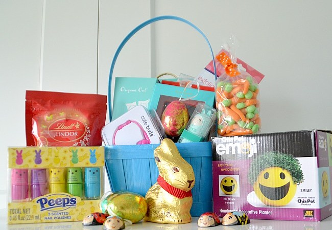 Teen Easter Basket Gift Ideas