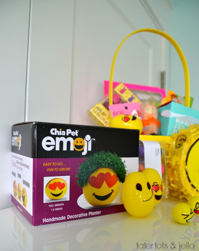 Tween emoji easter basket ideas negle Gallery