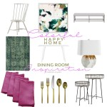 Colorful Happy Home – Dining Room Inspiration