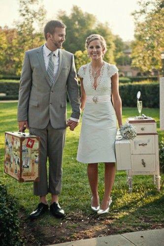 Court House Wedding Dress 90 Unique  Wedding Dresses for