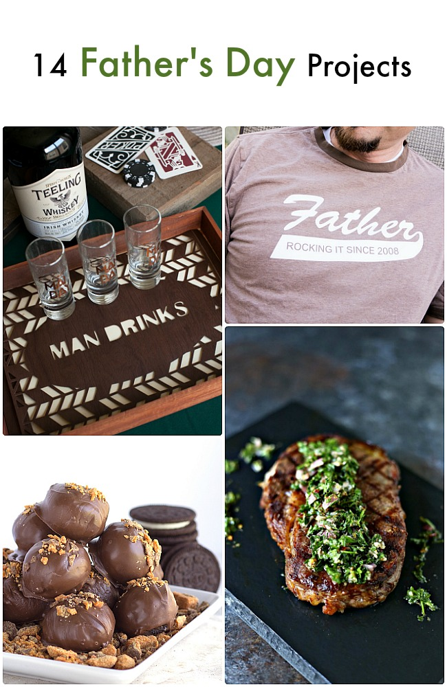 Great Ideas 14 Father Day Projects