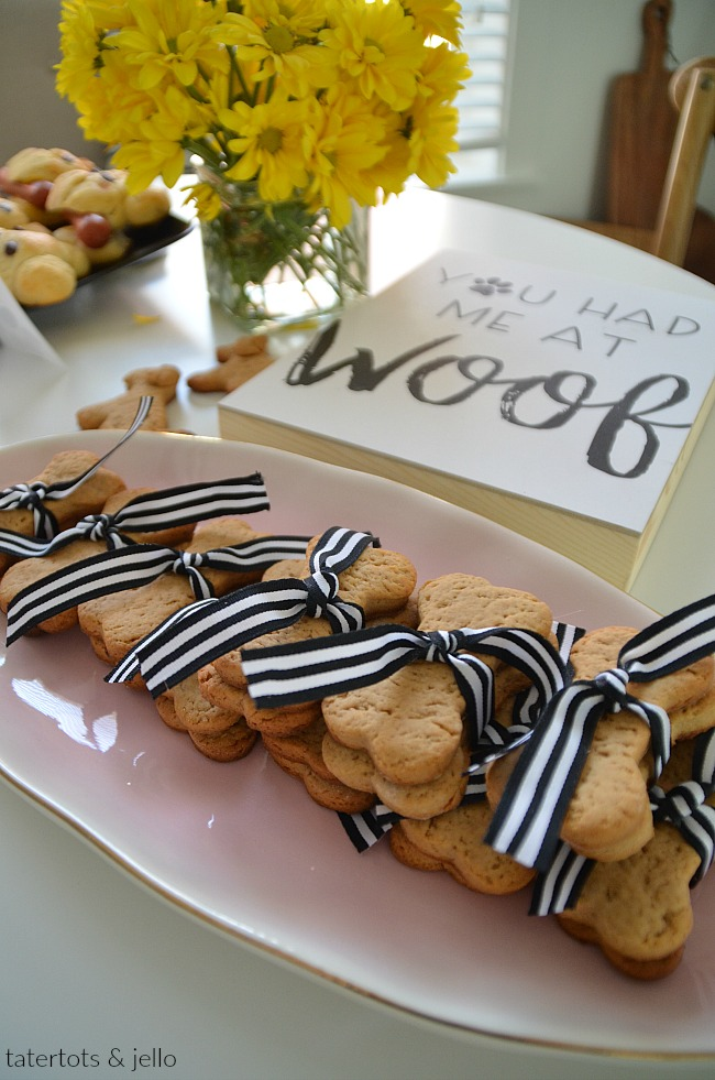 Pug Puppy Party Food Printables And Craft Ideas