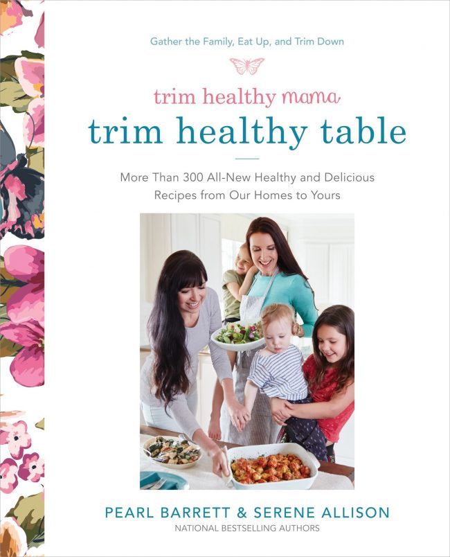 Best Friday Features! -- and Trim Healthy Table Recipe Book Giveaway!