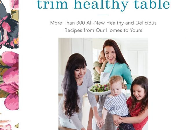 Best Friday Features! — and Trim Healthy Table Recipe Book Giveaway!