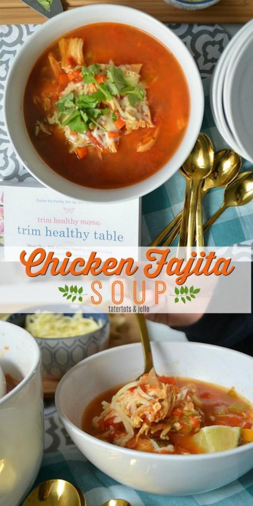 The BEST Chicken Fajita Recipe from Trim Healthy Mama