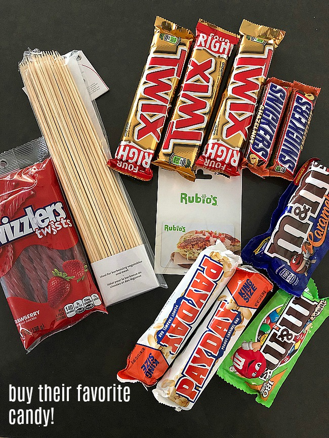 Make A Candy Bar Bouquet Gift Tutorial The Perfect Gift For Anyone