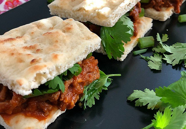 Zesty Indian Sloppy Joe Recipe