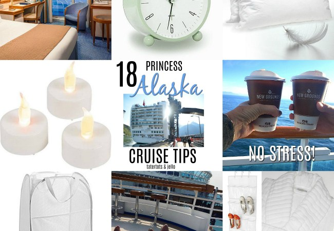 18 Princess Alaska Cruise Secrets!