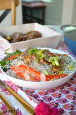 Indian Spiced Steak Salad Recipe and New Ayesha Curry Home Collection