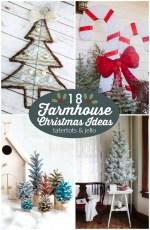 Great Ideas — 18 Farmhouse Christmas Ideas!