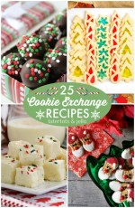 Great Ideas — 25 Cookie Exchange Recipes!