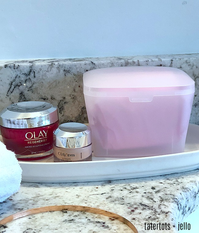 I tried olay skin care for three months - this is what happened
