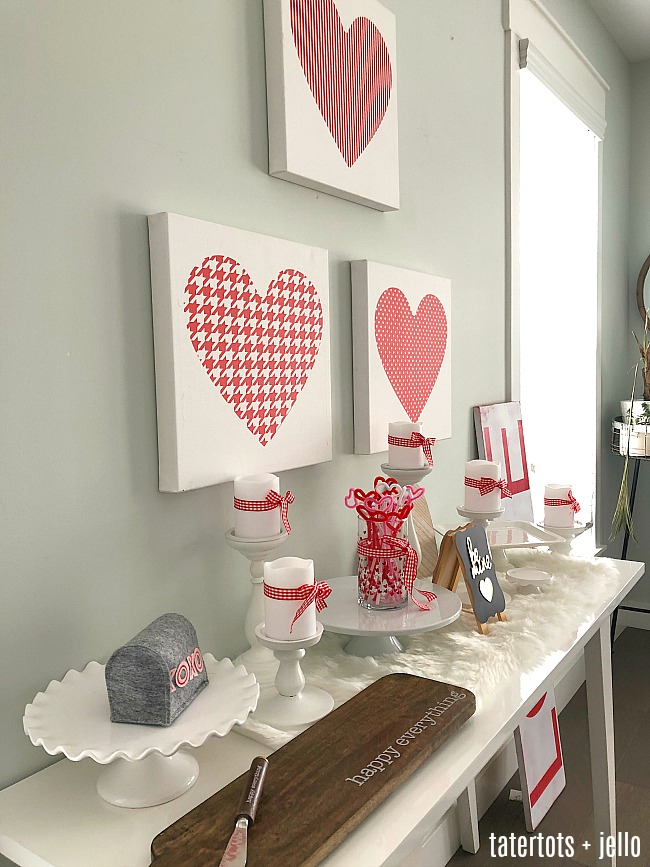 Throw a Valentine's Party for your kids - 5 easy, no-stress ways to throw a fun celebration and make memories!