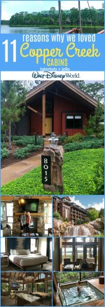 11 Reasons We Loved Staying at Disney's Copper Creek Cabins (Walt Disney World)