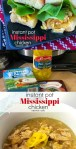 how to make instant pot Mississippi chicken