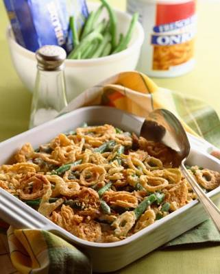 Weight Watchers Green Bean Casserole