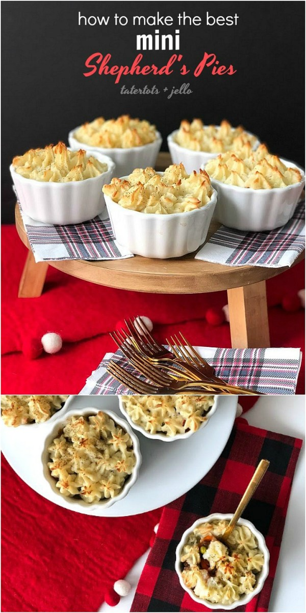 How to Make the BEST Mini Shepherd's Pies