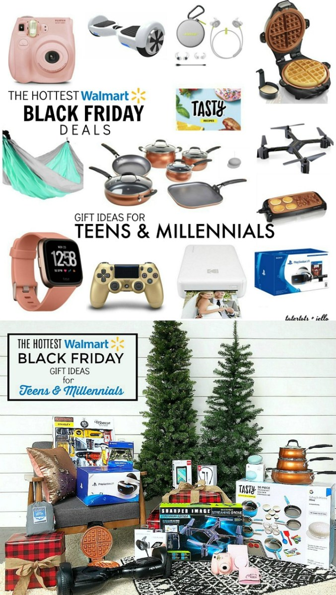 The HOTTEST 2018 Walmart Black Friday Deals - Gift Guide for Teens and Millennials!