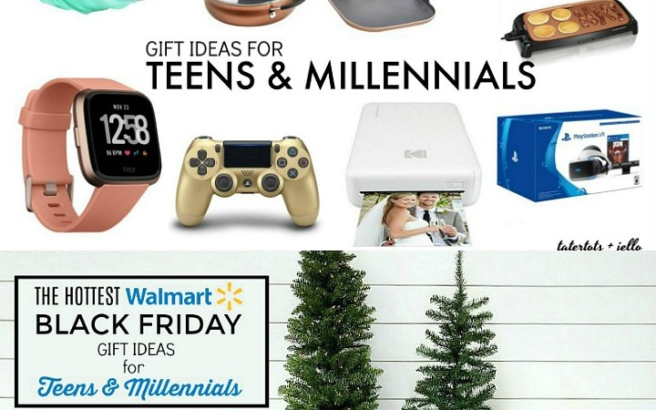 The HOTTEST 2018 Walmart Black Friday Deals – Gift Guide for Teens and Millennials!