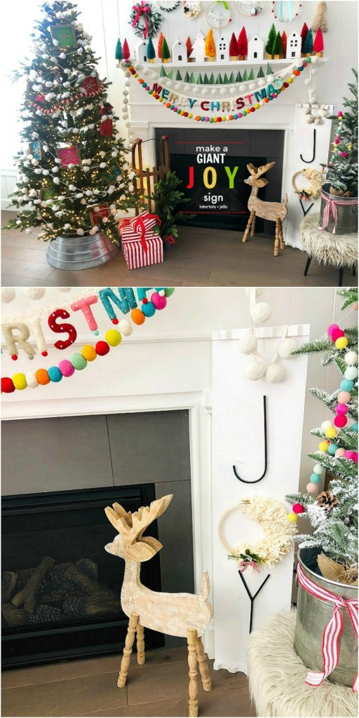 Bright and Colorful Holiday Home Ideas