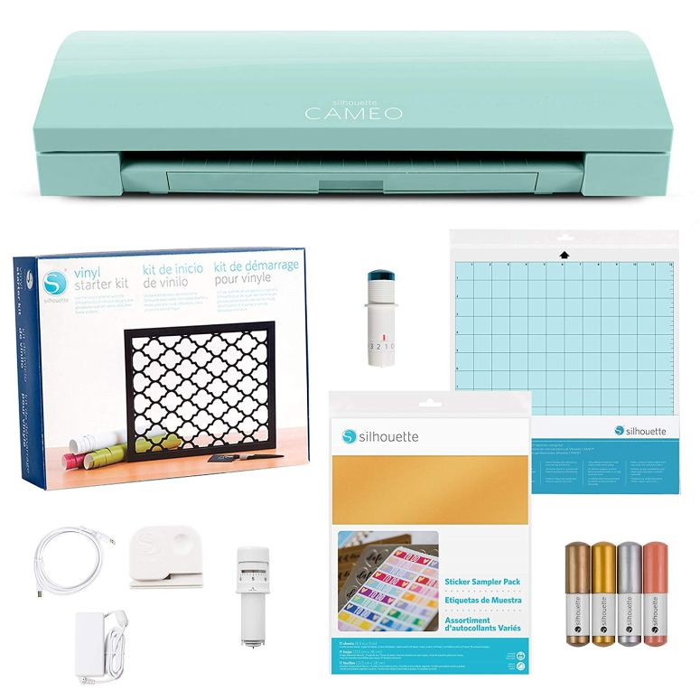 silhouette cameo craft cutting machine