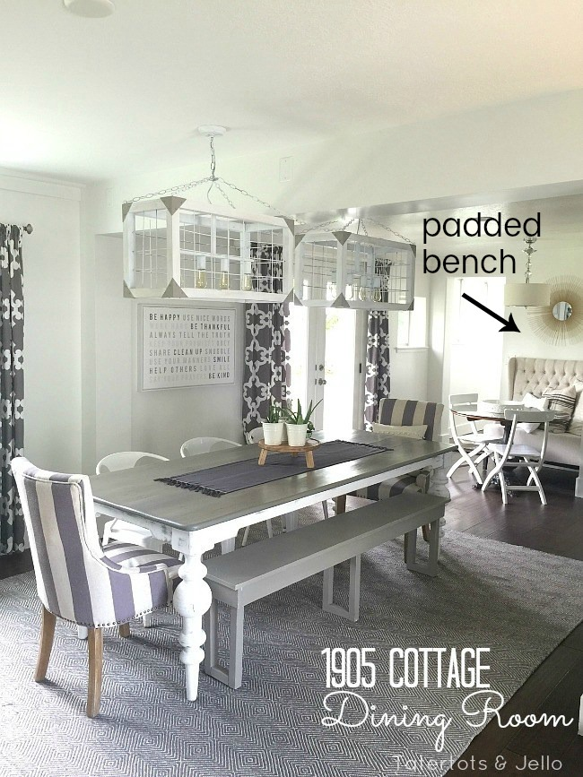 Four Ways to Create a Modern Farmhouse Eating Nook