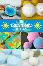 The Best DIY Bath Bomb Ideas to make with Your Kids!