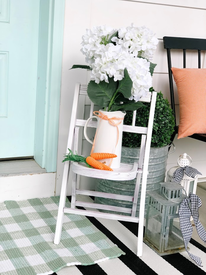 easy spring porch ideas