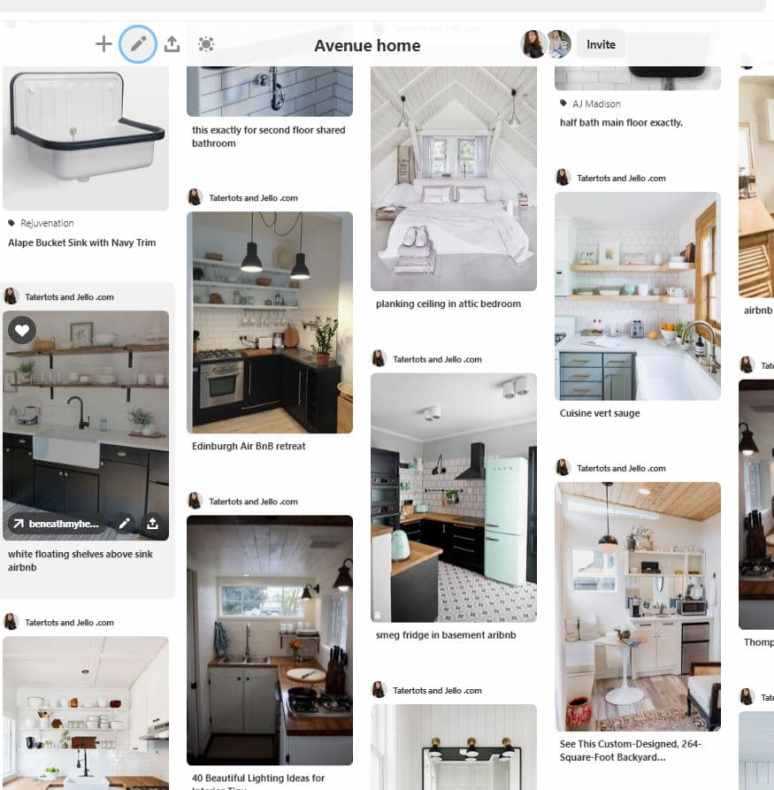 1891 avenues home remodel pinterest board.