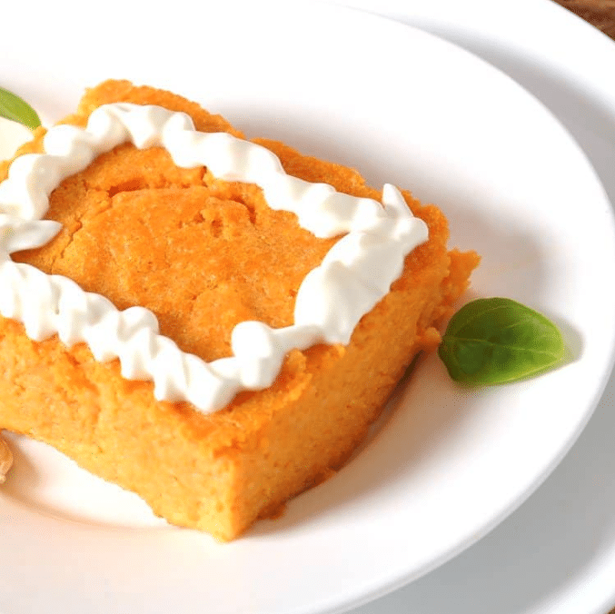Weight Watchers Pumpkin Pie - 1.4 Smart Points @ All She Cooks