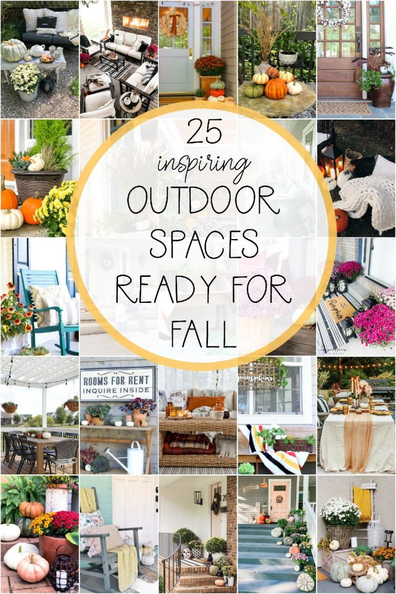 25 inspiring fall outdoor spaces