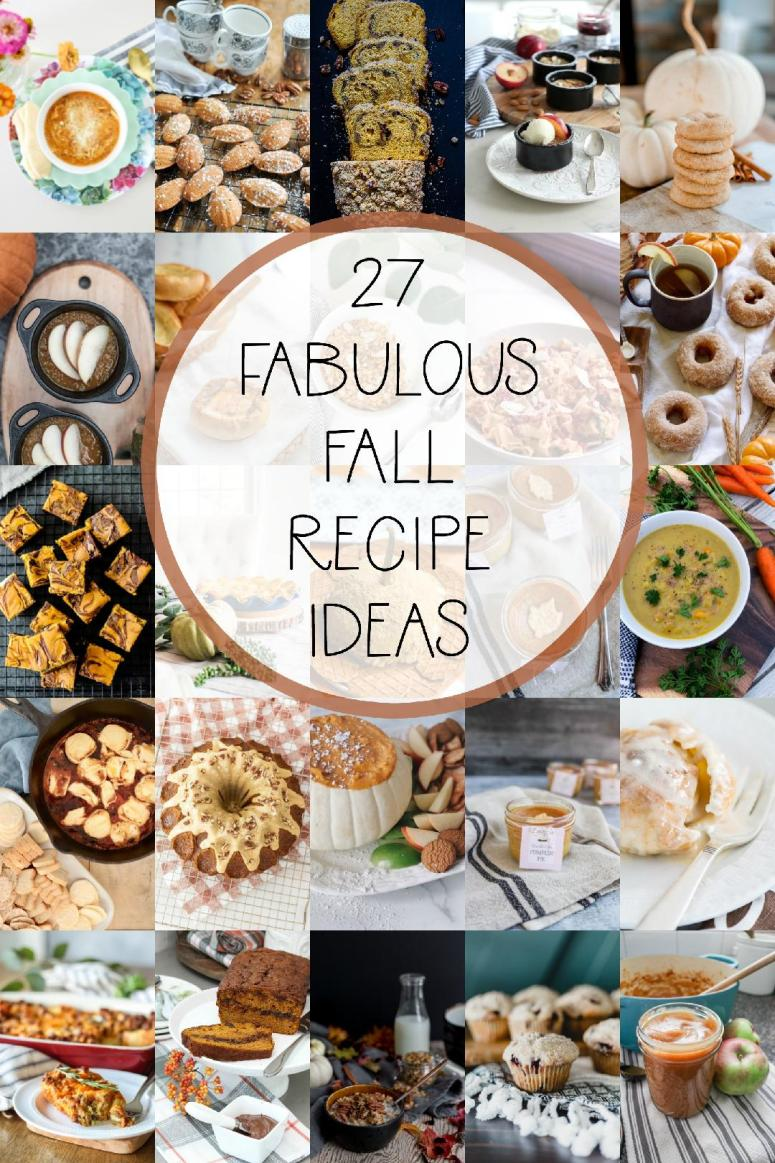 27 fabulous fall desserts to make today!