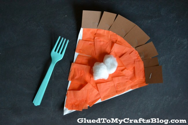 Pumpkin Pie Kids Craft @ A Night Owl