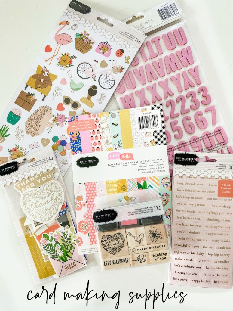 Hey! Hello! Paper Collection at JoAnn Stores