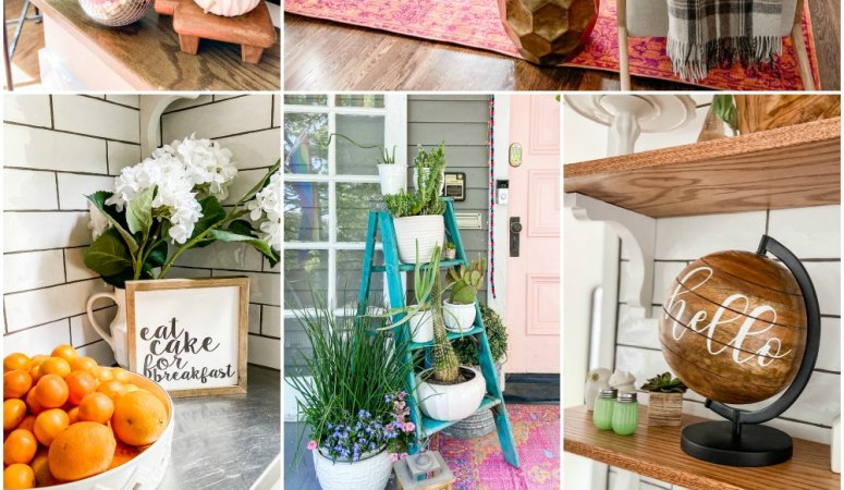 Boho Cottage Summer Home Tour