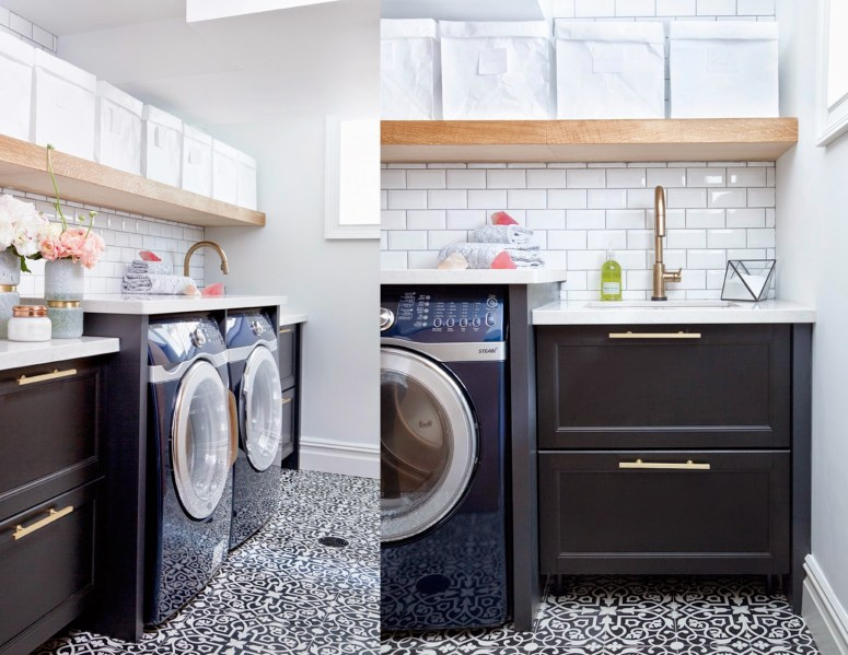 Curated House Laundry Room