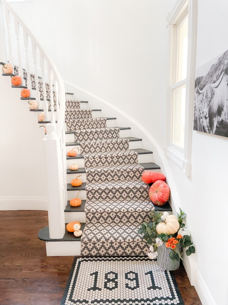 130 year old staircase makeover