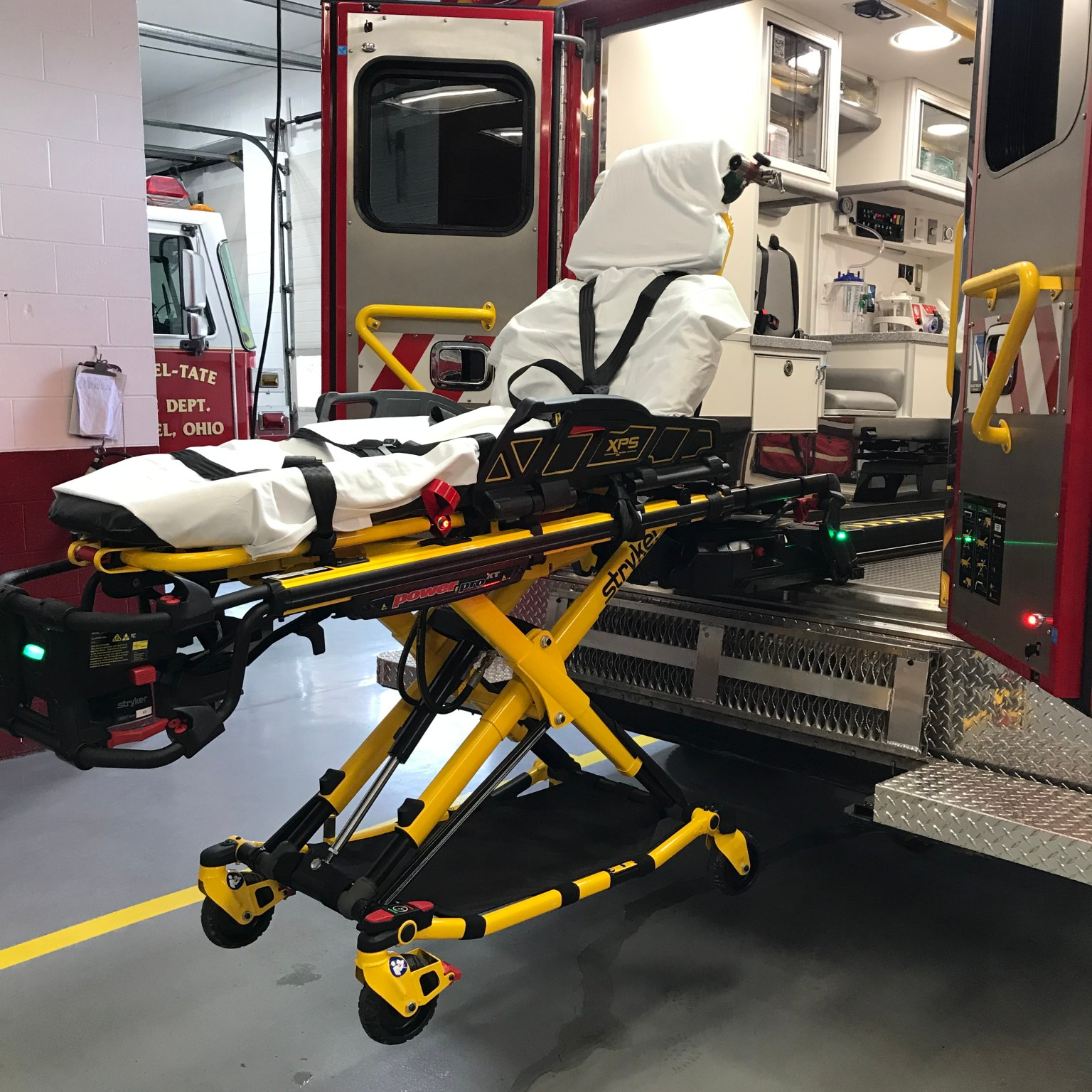 BTFD new Ambulance Feb2018 2