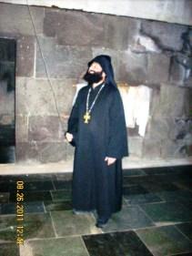 Հայր Սուրբ/Հայր Միքայել Մարտիրոսյան - զանգի ղողանջներ