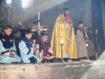 Սբ. Սարգսի տոնակատարությունը Տաթև վանքում