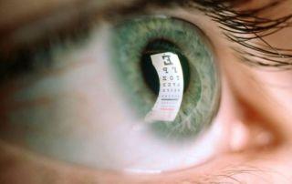 Derrame Ocular Requer Cuidados Especiais com a Visão