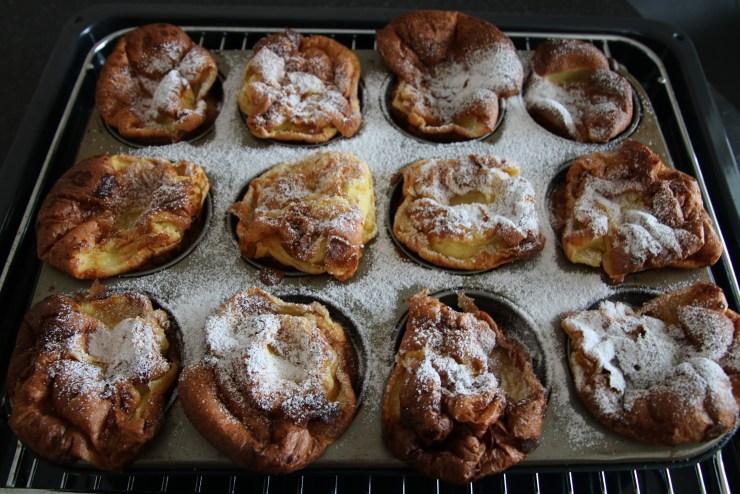 The twelve pancakes
