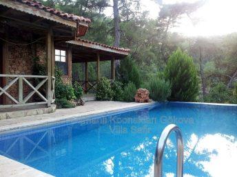 Villa SAFİR OSMANLI KONAKLARI Marmaris Gökova