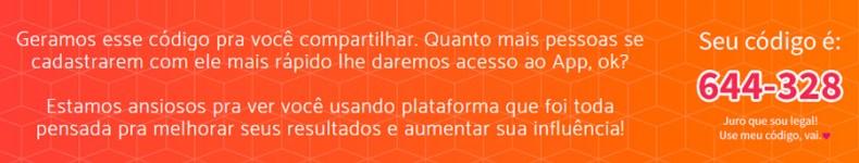cadastro app digital influencer